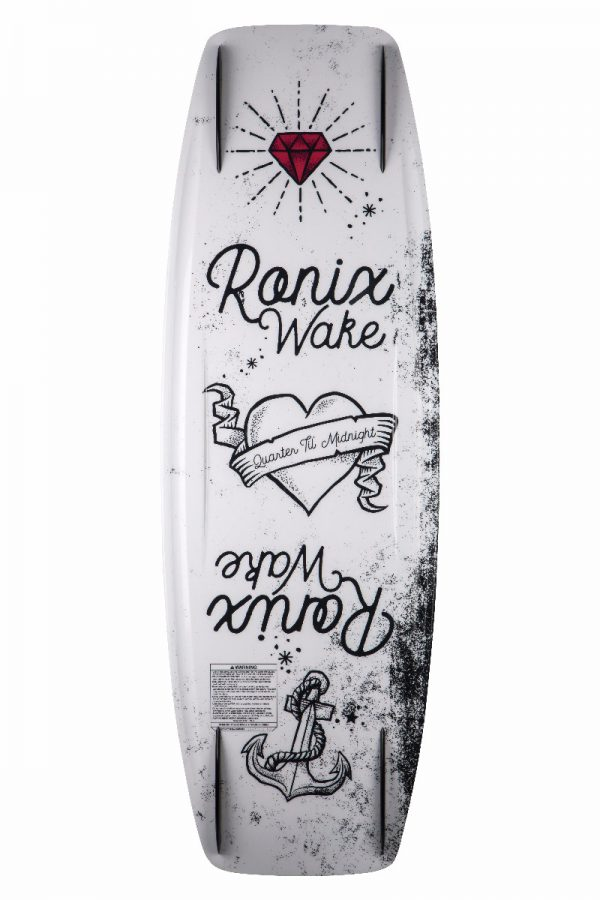Ronix 2018 Quarter Til Midnight Wakeboard-4897