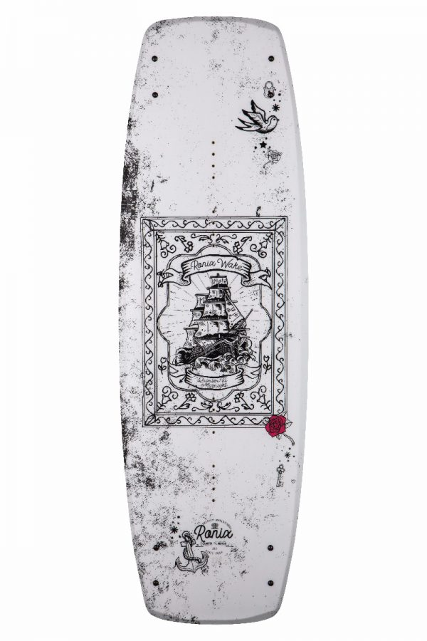 Ronix 2018 Quarter Til Midnight Wakeboard-4896