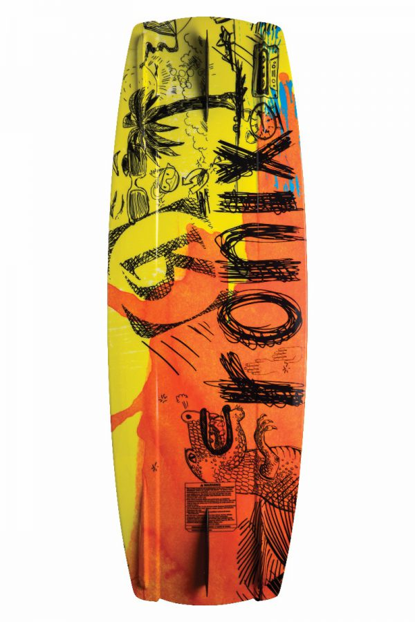 Ronix 2018 Vision Wakeboard 120-4914