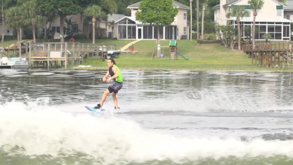 Liquid Force 2018 Trip Wakeboard | Index Binding-4450