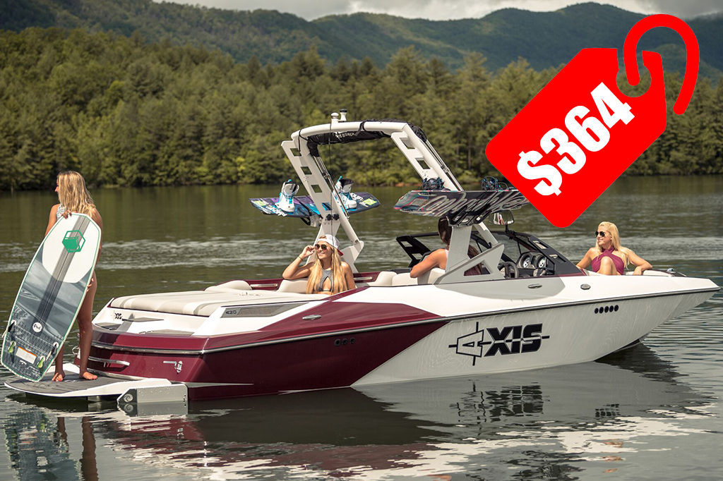 Active Water Sports Get the Lowest Boat Prices of the Year