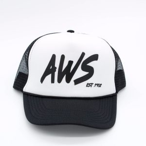 AWS Trucker Hat-0