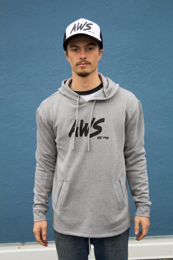 AWS Trucker Hat-4553