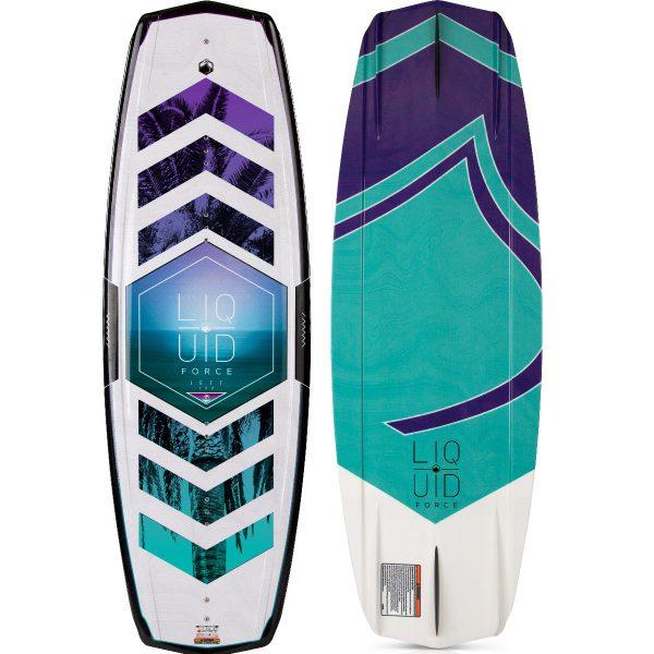 Liquid Force 2018 Jett Wakeboard | Transit Binding-4421