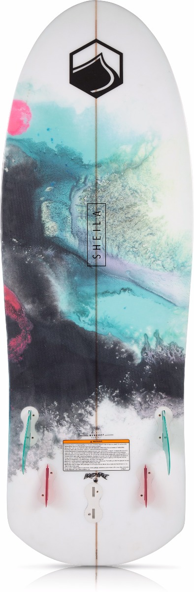 Liquid Force 2018 Sheila Wakesurf Board-3840