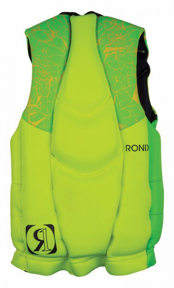 Ronix 2018 Driver's Ed Capella 2.0 CGA Life Vest Teen (75-125lbs)-5670
