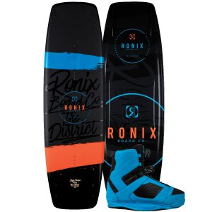 Ronix 2018 District Wakeboard | Cocktail Bindings-0