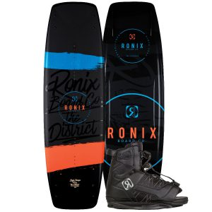 Ronix 2018 District Wakeboard | Divide Binding-0