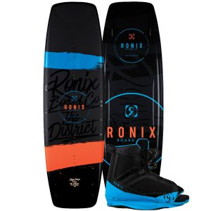 Ronix 2018 District Wakeboard | District Bindings-0