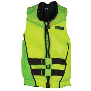 Ronix 2018 Driver's Ed Capella 2.0 CGA Life Vest Teen (75-125lbs)-0