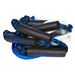 Ronix Surf Rope - No Handle - 25ft 3-Braided Sections - Asst. Color-0