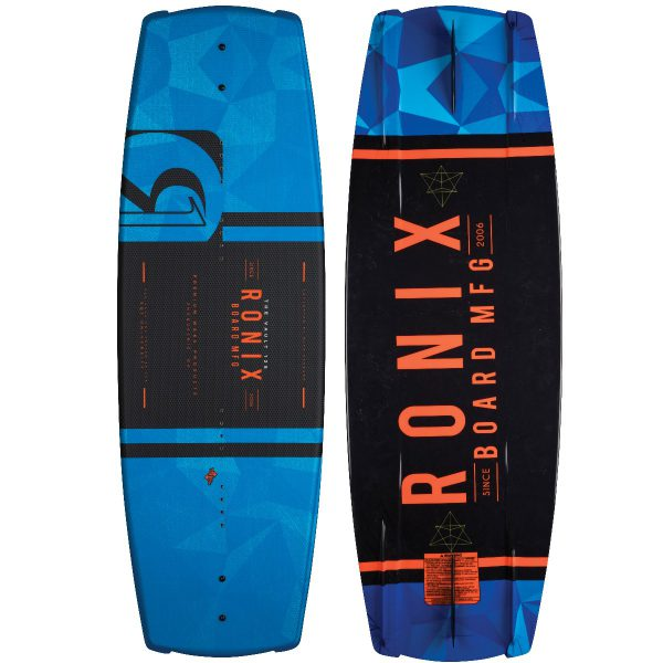 Ronix 2018 Vault Wakeboard | Cocktail Binding-5320
