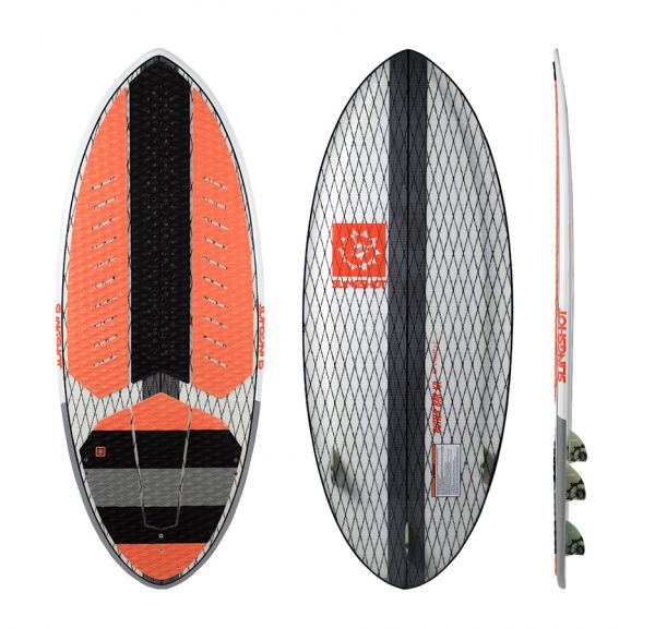 "Slingshot 2018 Butter Bar XR 52"" Wakesurf Board-6233"