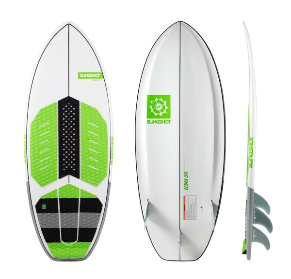 Slingshot 2018 Cobra Cat Wakesurf Board-6253
