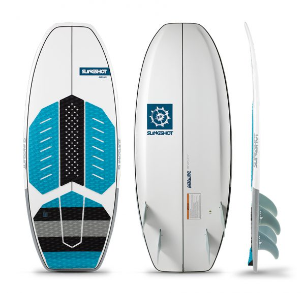 Slingshot 2018 Gnarwhal Wakesurf Board-6238