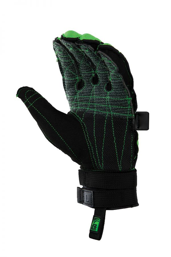 Radar 2018 Ergo-K Gloves- Green-7250
