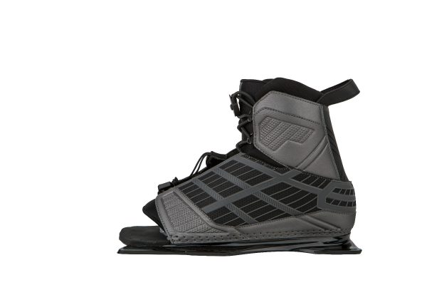 Radar 2018 Senate Alloy | Double Titanium Vector Boot-7114