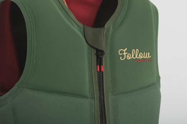 Follow 2018 Mitch Mens Jacket - Emerald-7469