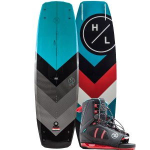 Hyperlite 2018 Murray Wakeboard | Team OT Binding-0