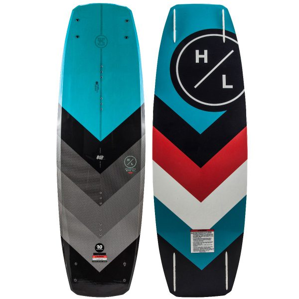 Hyperlite 2018 Murray Wakeboard | Team OT Binding-8008