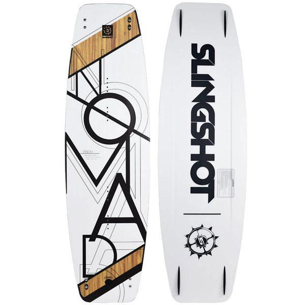 Slingshot 2018 Nomad Wakeboard | Option Binding-6534