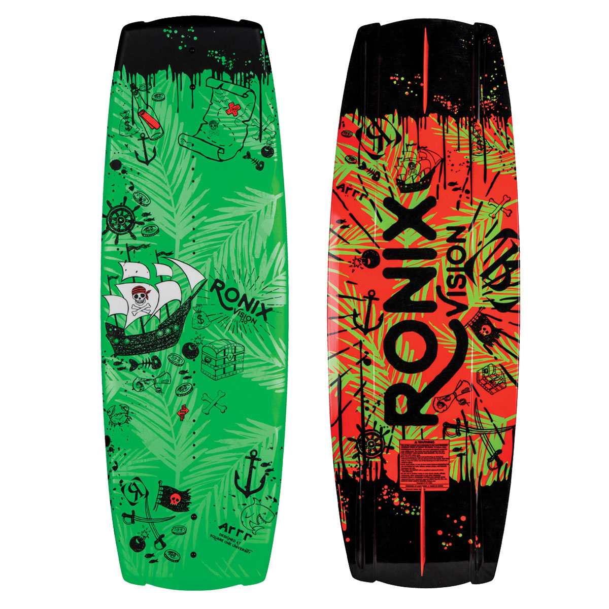 Wakeboards For Sale >> Active Water Sports Ronix 2019 Vision Wakeboard 120 Active