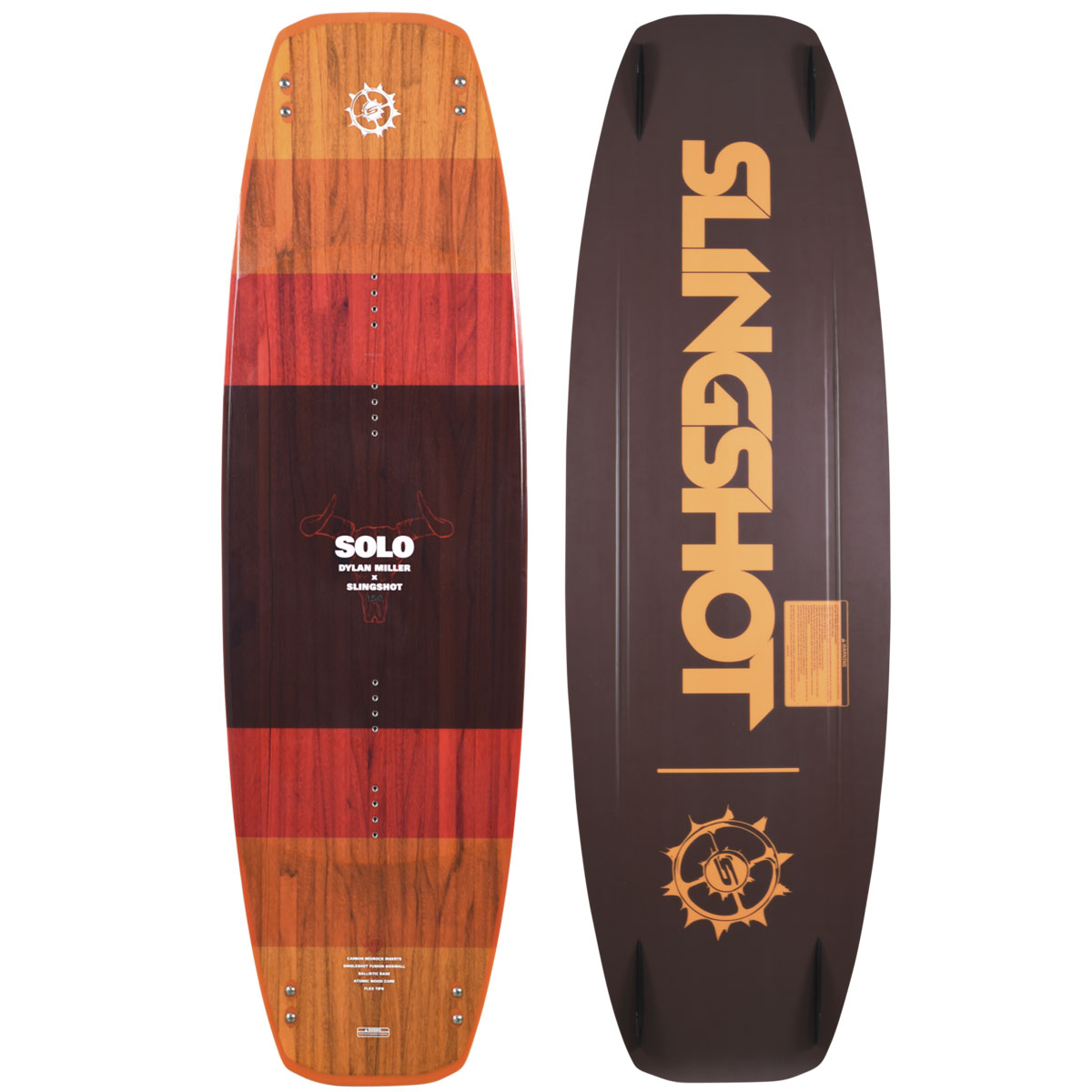 Wakeboards For Sale >> Active Water Sports Slingshot 2019 Solo Wakeboard Active