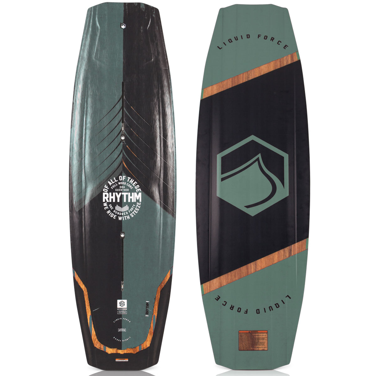 Wakeboards For Sale >> Active Water Sports Liquid Force 2019 Rhythm Wakeboard
