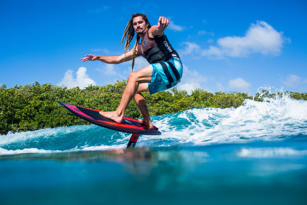 Active Water Sports Liquid Force is Bringing Austin Keen to Demo