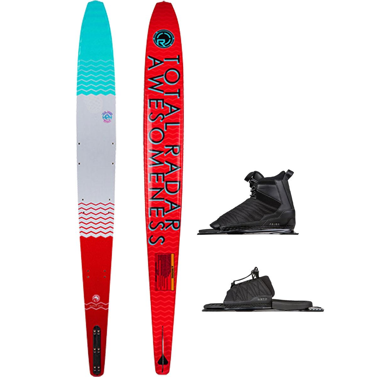 Radar Total Awesomeness Boys Water Ski Package w//Prime /& ARTP 2019