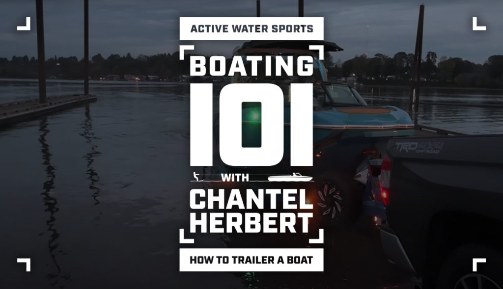 How to Trailer Your Boat