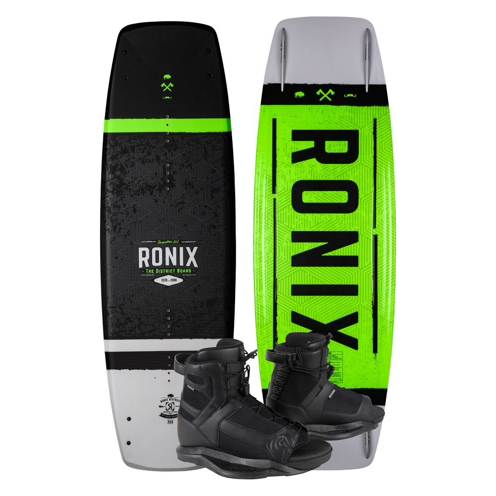 RONIX Divide Open Toe Wakeboard Boot 2019