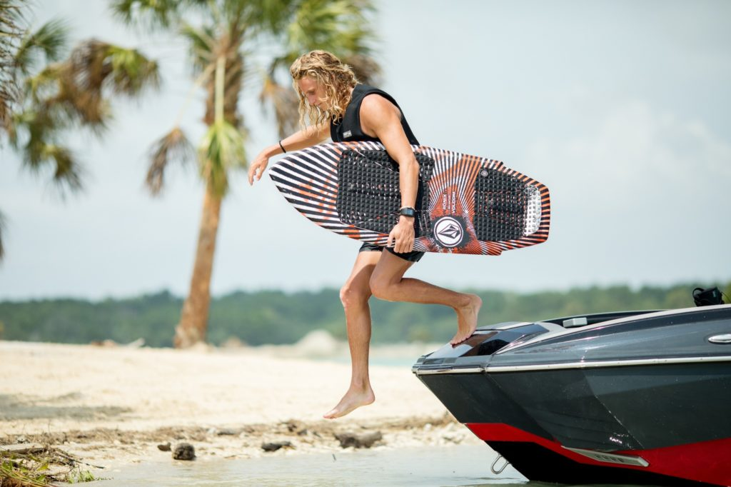 2021 Ronix Volcom Sea Captain Wakesurf Board