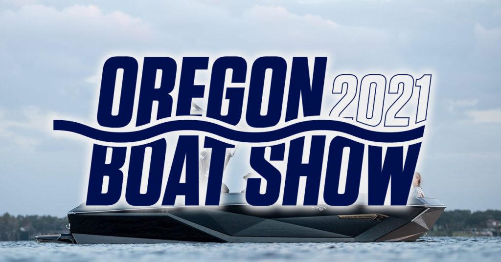 2021 Oregon Boat Show Banner