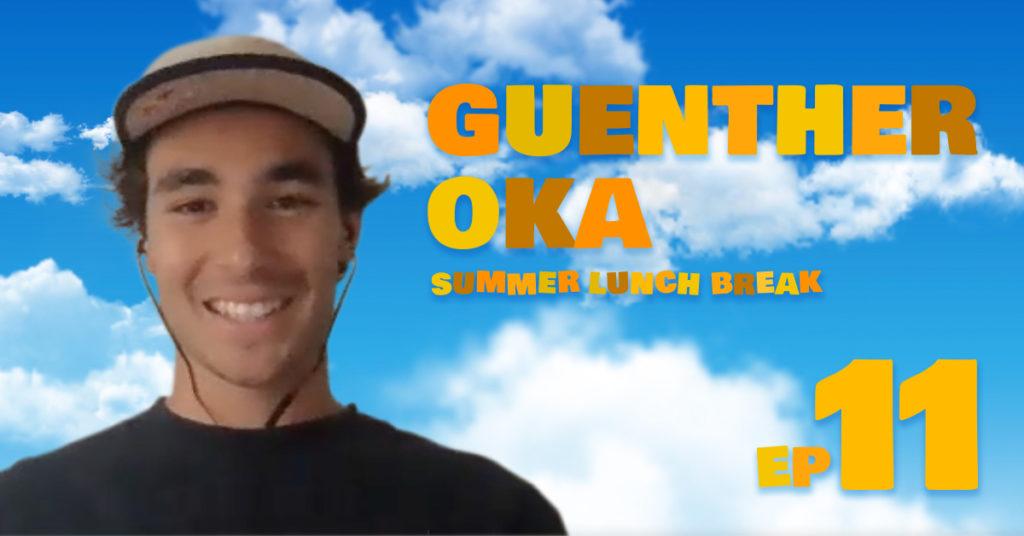 Summer Lunch Break - Guenther Oka